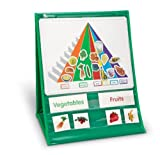 Learning Resources Food Group Magnetic Tabletop Pocket Char
