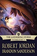 The Gathering Storm (Wheel of Time) by Robert Jordan, Brandon Sanderson cover image