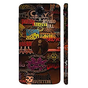 Micromax Canvas Xpress 2 ROCK BANDS designer mobile hard shell case by Enthopia