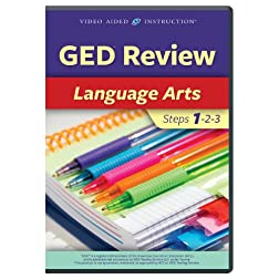 GED Review - Language Arts Steps 1-2-3