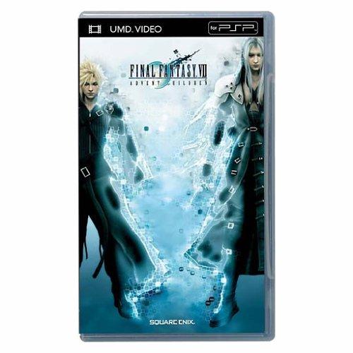 ファイナルファンタジーVII アドベントチルドレン UMD VIDEO for PSP