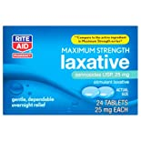Rite Aid Laxative Maximum Strength 24 ct.