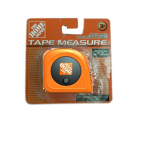 The Home Depot Tape Measure (Home Depot For Kids compare prices)