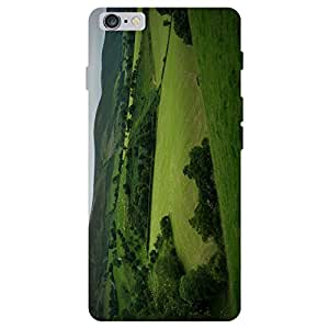 Zeerow 233Q Mobile Back Cover for I Phone 4s