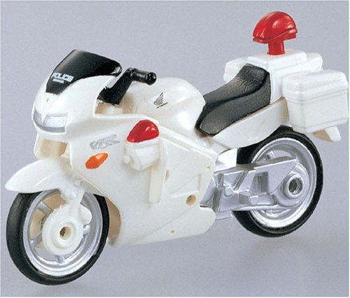Tomica No.004 Honda VFR800 motorcycle (blister) (japan import) - 1