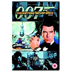 James Bond - Tomorrow Never Dies (Ultimate Edition 2 Disc Set) [DVD] [1997]