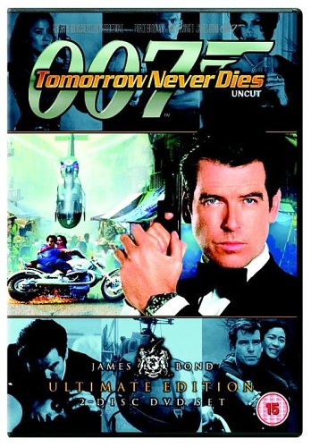 James Bond - Tomorrow Never Dies (Ultimate Edition 2 Disc Set) [DVD]