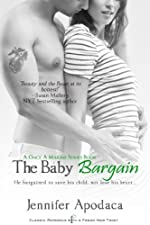 The Baby Bargain (Entangled Indulgence) (Once a Marine Book 1)