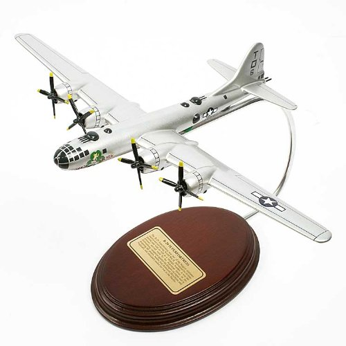 B-29 Superfortress 1/141 Bomber Aircraft Model