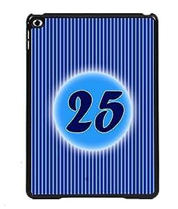 Printvisa 2D Printed Numerology Designer back case cover for Apple ipad Air 3 - D4245