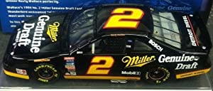 2013 Rusty Wallace Action 1:24 #2 Miller NHOF Hall of Honor 1994 Ford Thinderbird by Action
