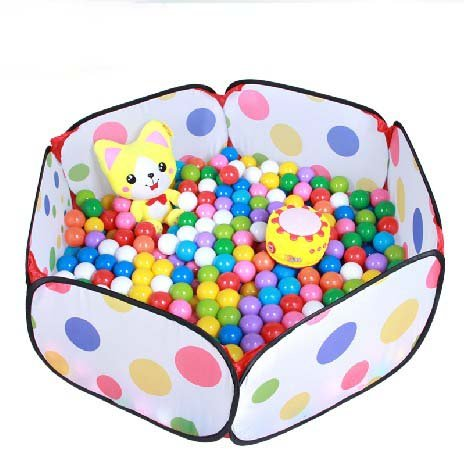 Zuwit Pop Up Ball Pit Pool 3 Kids (Balls Not Included) front-205907
