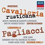 echange, troc Norman, Frittoli, Cura, Bychkov - Opera Cavalleria Rusticana & Pagliacci