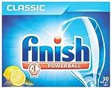 Finish Classic Lemon Sparkle 30 Dishwasher Tablets