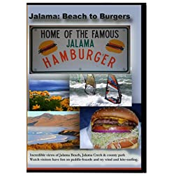 Jalama: Beach to Burgers
