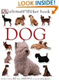 Ultimate Sticker Books: Dog