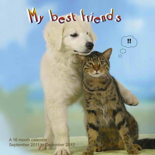 My Best Friends 2012 Calendar CAD01