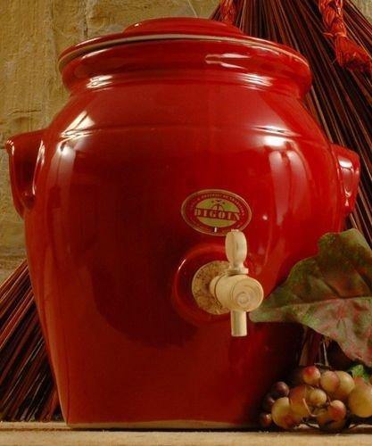 digoin-ceramiques-vinaigrier-rouge-en-gres-4-litres