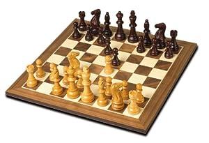 Excalibur XC6000WD Deluxe Wooden Chess Set
