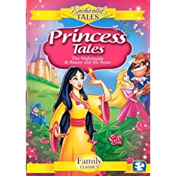 Princess Tales (2 Disc Set) - Beauty and the Beast, Legend of Su Ling