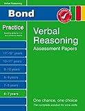 J M Bond Bond Verbal Reasoning Assessment Papers 6-7 years