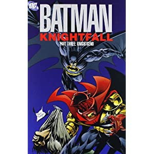 Batman: Knightfall Comic - Read Batman: Knightfall Online ...