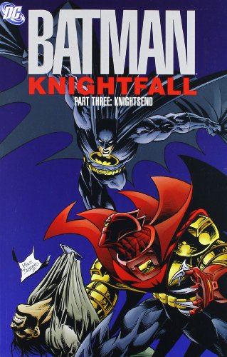 Batman Knightfall TP Part 03 Knightsend