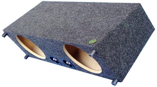 Audio Enhancers Jw170C10 Subwoofer Enclosure Box, Carpeted Finish