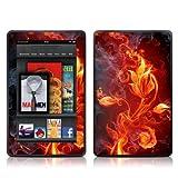 Decalgirl Skin (autocollant) pour Kindle Fire - Flower of Fire (compatible uniquement avec Kindle Fire)