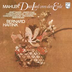 Mahler: Das Lied von der Erde - Von der Jugend