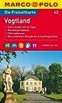 MARCO POLO Freizeitkarte Vogtland 1:1...