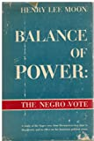 img - for BALANCE OF POWER book / textbook / text book