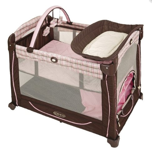 Graco Element Pack n Play - Erin
