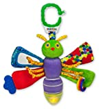 Kids Preferred The World of Eric Carle Developmental Toy with Light, Firefly