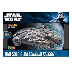 Star Wars Millennium Falcon Model Kit