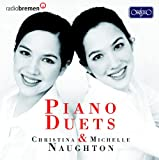 Piano Duets - Christina & Michelle Naughton Christina & Michelle Naughton