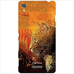Design Worlds - Sony Xperia T3 D5102 Designer Back Cover Case - Multicolor ...