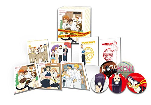 WORKING´!! Wonderful★Blu-ray Box【完全生産限定版】