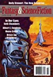 The Magazine of Fantasy & Science Fiction January/February 2014
