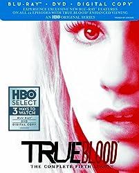 True Blood: The Complete Fifth Season (Blu-ray/DVD Combo + Digital Copy)