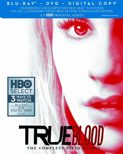 True Blood: The Complete Fifth Season (Blu-ray/DVD Combo + Digital Copy), Mr. Media Interviews