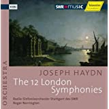 "HAYDN: Londoner Symphonien (4 CD Box)von ""Sir Roger Norrington"""