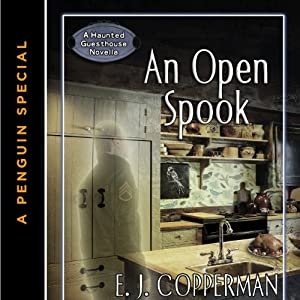 An Open Spook Audiobook