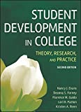 img - for Student Development in College: Theory, Research, and Practice by Nancy J. Evans (2009-12-21) book / textbook / text book