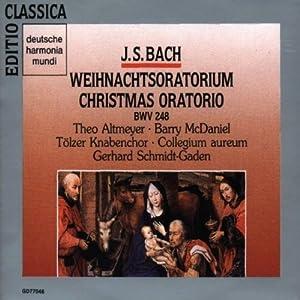 Bach: Christmas Oratorio Bwv 248