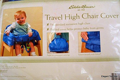 Eddie Bauer Travel High Chair Cover - 1