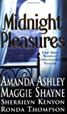 Midnight Pleasures (0312987625) by Amanda Ashley