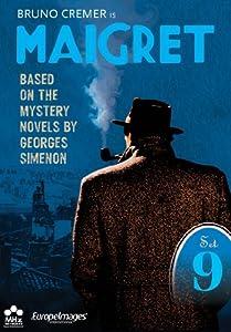 Maigret: Set 9 (Version française) [Import]