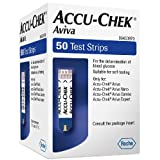 Accu-Chek Aviva Test Strips (UK) 50by Accu Chek