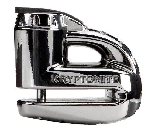 5131zfPIDOL Kryptonite 000877 Keeper 5s Black Chrome Disc Lock